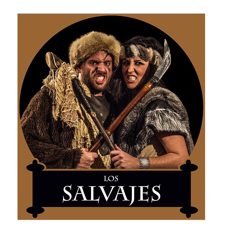 SALVAJES_CARAS_IMPROVISACION_CALAMBURIA