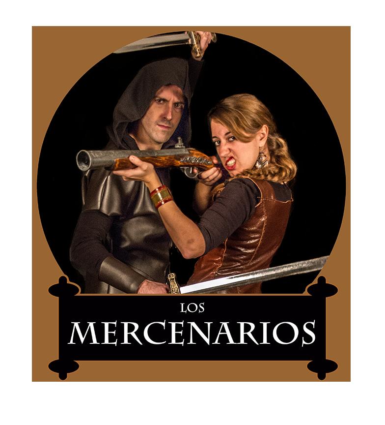 los mercenarios nox y morgana