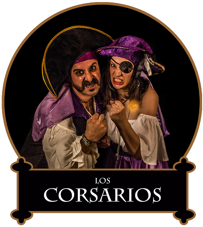 CORSARIOS  - III TORNEO DE CALAMBURIA IMPRO CALAMBUR MADRID