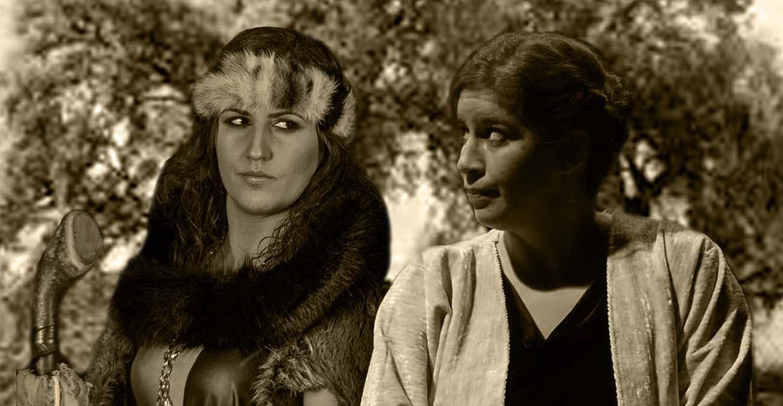 DORNA y la REINA MADRE_calamburia