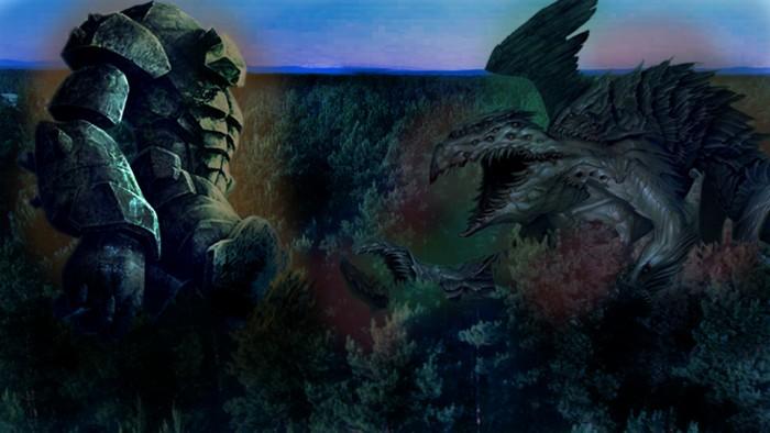 relato-batalla-monstruos