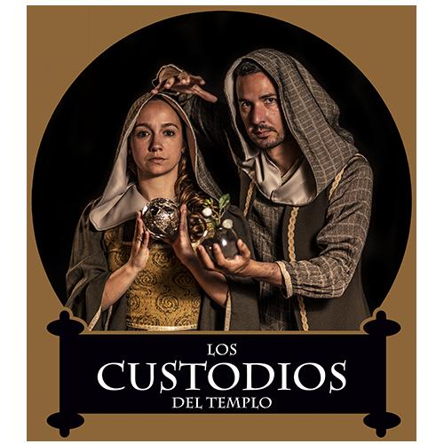LOS CUSTODIOS DEL TEMPLO